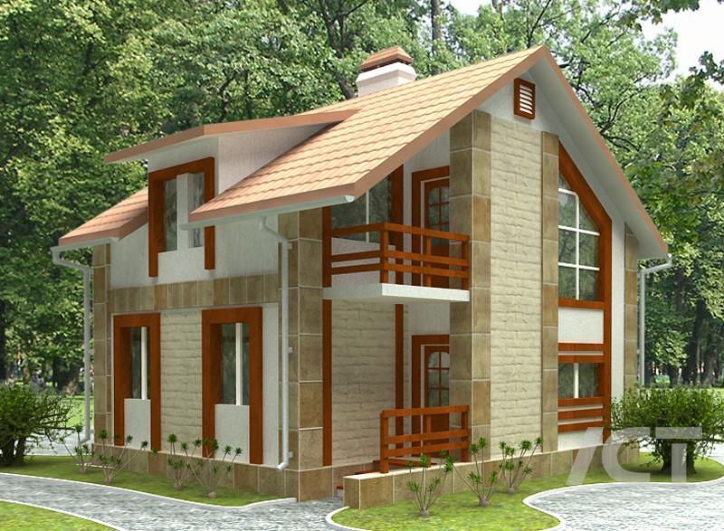 Арсенал ст: проекты домов: каркасные быстровозводимые дома, .